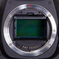 Sensor Vollformatkamera - Digital Fotografieren
