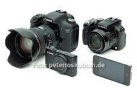 Digitale Kameras Übersicht, Kameraberatung für die digitale Kamera