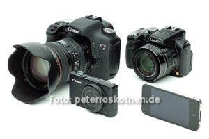Kameraberatung – Analog Und Digital