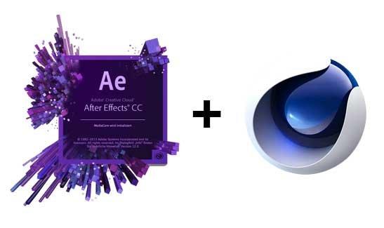 After Effects Cc Mit Cinema 4d