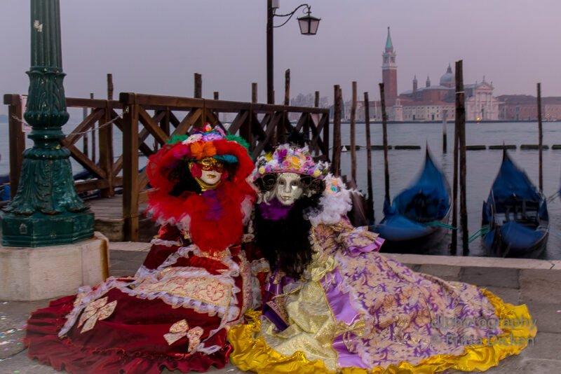 019 Karneval in Venedig