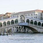 Rialtobrücke Ponte die Rialto