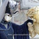 Masken vor San Zaccaria