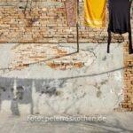 Wäsche auf Burano