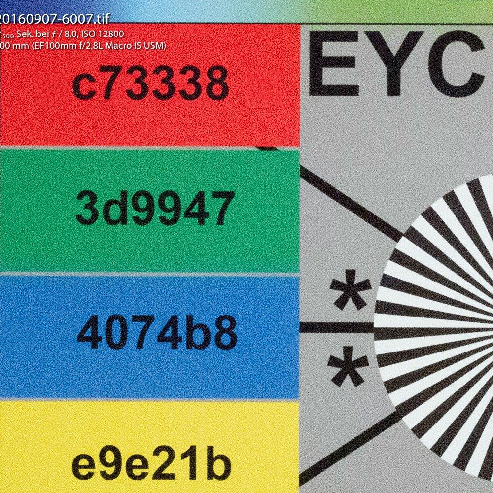 Bildrauschen Entfernen - Hohe ISO - Rauschen im Foto