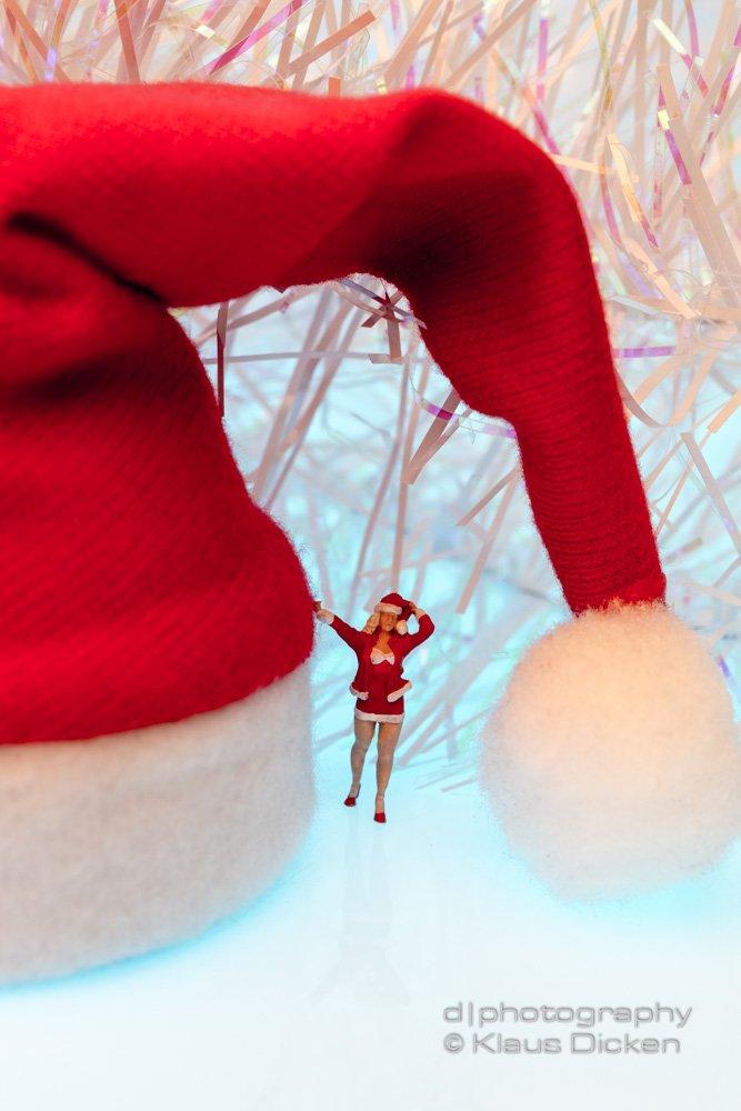 Weihnachstfrau