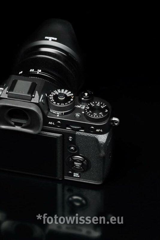 Eine schicke Kamera kann mich zum Fotografieren inspirieren.... - Fujifilm X-T2 spiegellose Systemkamera
