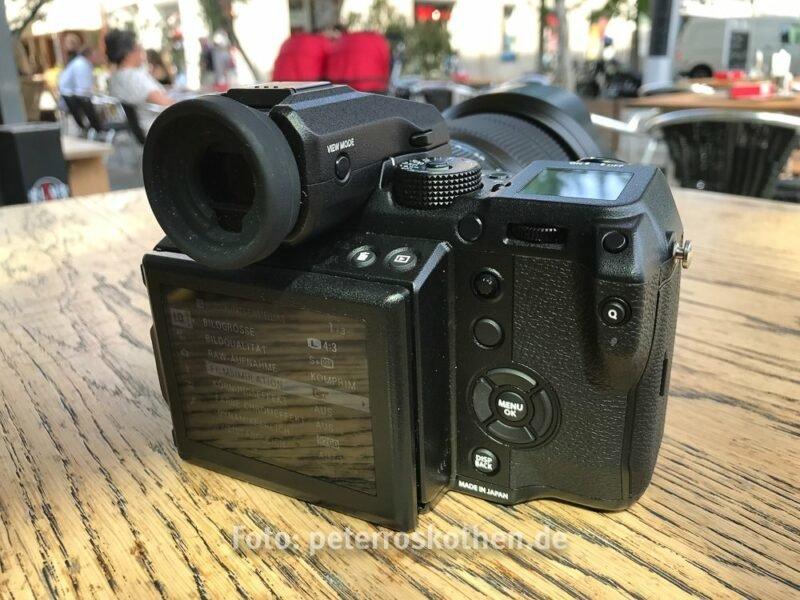 Fujifilm GFX 50S Test Mittelformat