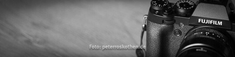 Individueller Fujifilm Fotokurs