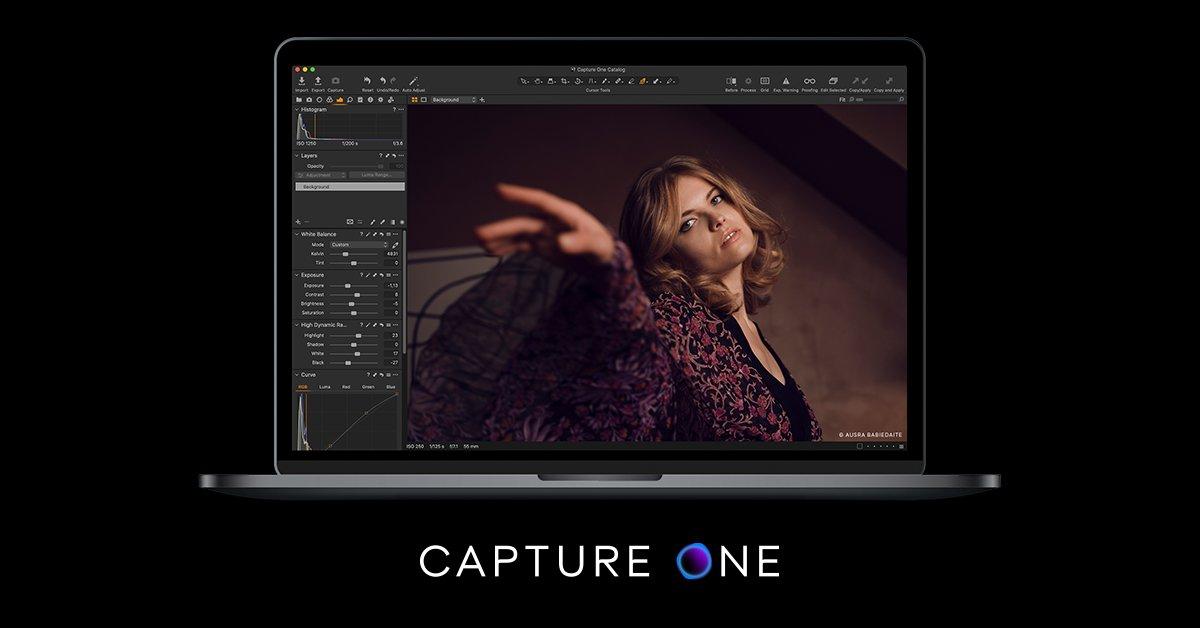 Capture One Bildbearbeitung-Software