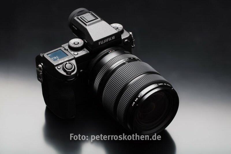 Ist die Mittelformatsystemkamera Fujifilm GFX 50S meine Kamera? Nichts für Anfänger!