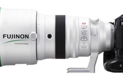 Fujifilm X-H1 mit XF200MM F2
