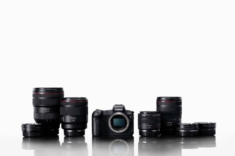 Das neue Canon EOS R System - Canon EOS R Pro und Contra