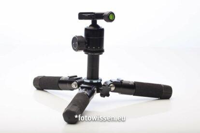 Mini Stativ für die Fotografie - auch Makrofotografie