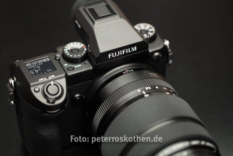 Testbericht Fujifilm GFX50S Mittelformat Kamera