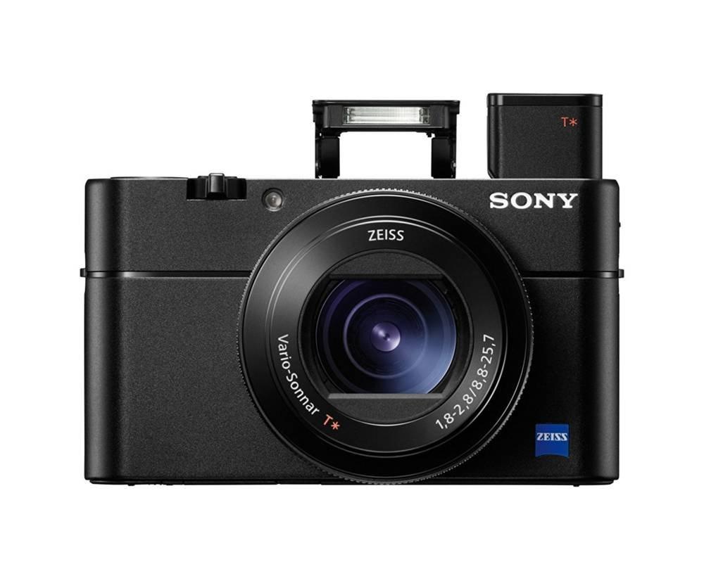 Sony DSC-RX100 V Kompakte - Die beste Kompaktkamera der Welt