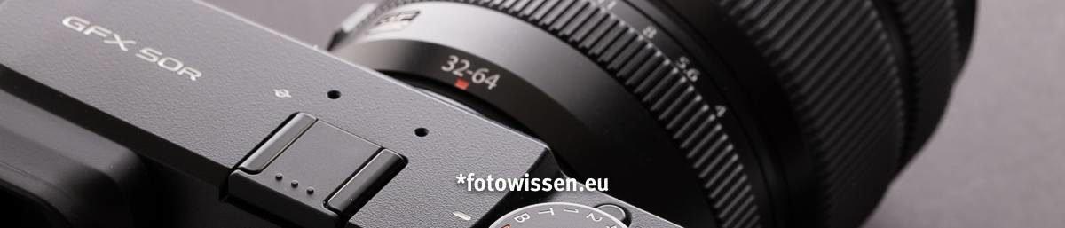 Fotokurs Fujifilm GFX 50R GFX 50S GFX 100