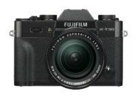 Fujifilm X-T30 mit Fujinon XF 18-55 mm F 2,8-4 R LM OIS - eine der besten spiegellosen Systemkameras 2019 für Einsteiger