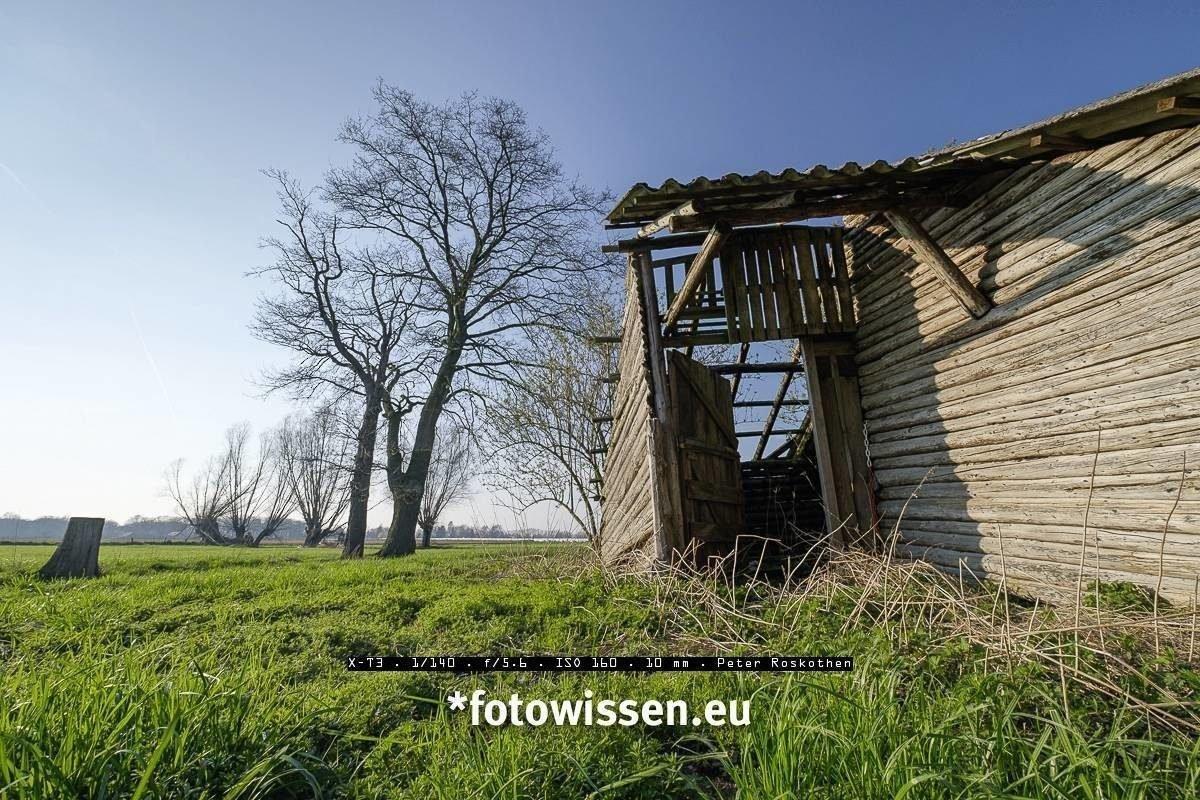 Vergleich super scharfe Landschaftsfotos - Foto mit Blende F5.6