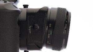 Test Canon TS-E 90mm f/2.8 Objektiv - Tilt-Funktion