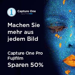 Capture One Pro für Fujifilm Angebot halber Preis