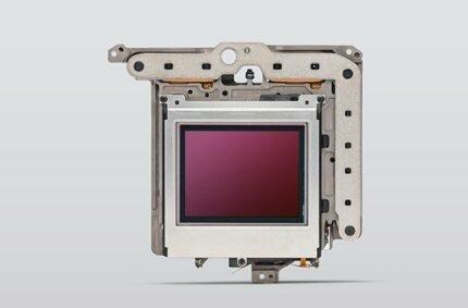 Fujifilm GFX 100 IBIS Sensor