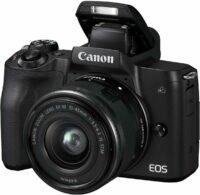 Canon EOS M50 - eine der besten spiegellosen Systemkameras für Einsteiger