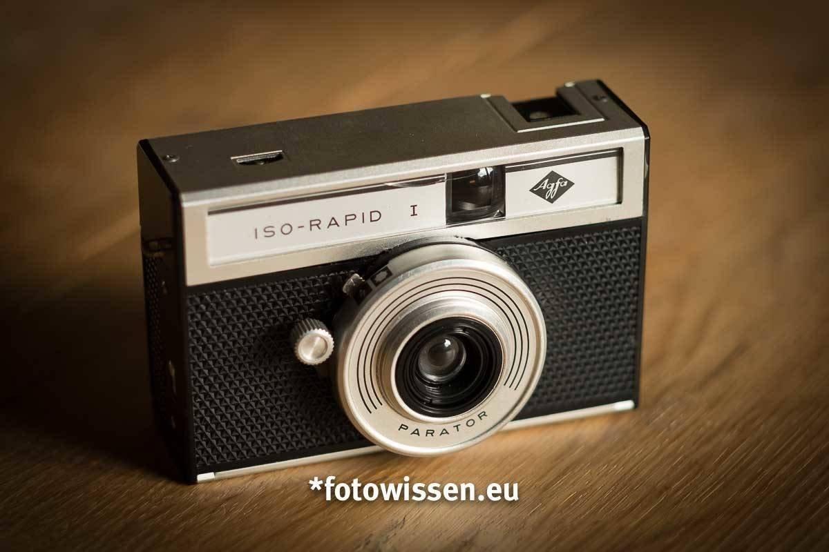 Die beste Kamera der Welt? - Meine Erste Agfa ISO RAPID I Parator