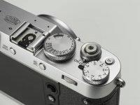 Fujifilm X100F Silber Schulter