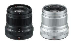 Fujifilm Fujinon XF50mm F2 R WR