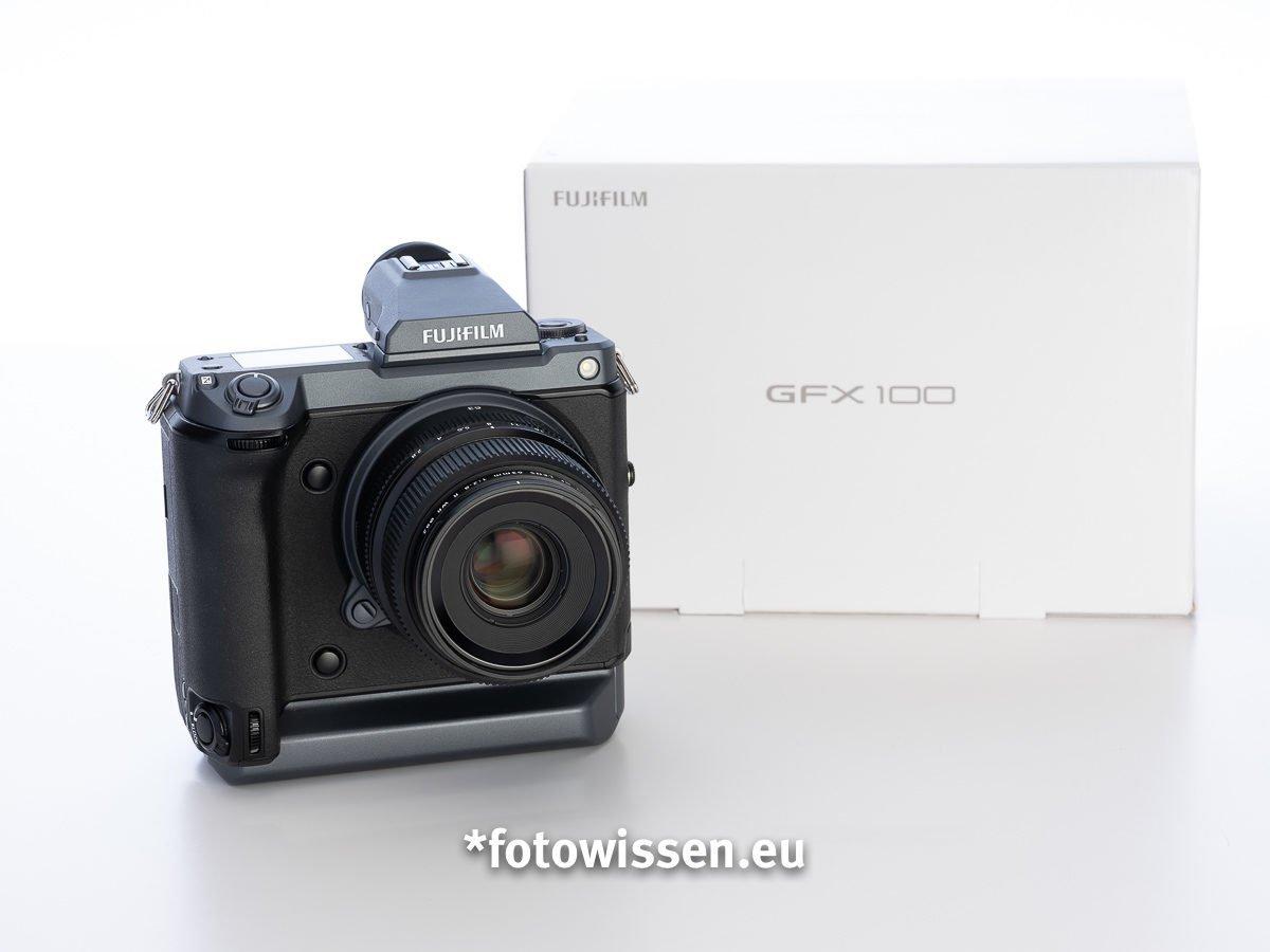 Großer Testbericht Fujifilm GFX 100 - 102MP Mittelformatkamera