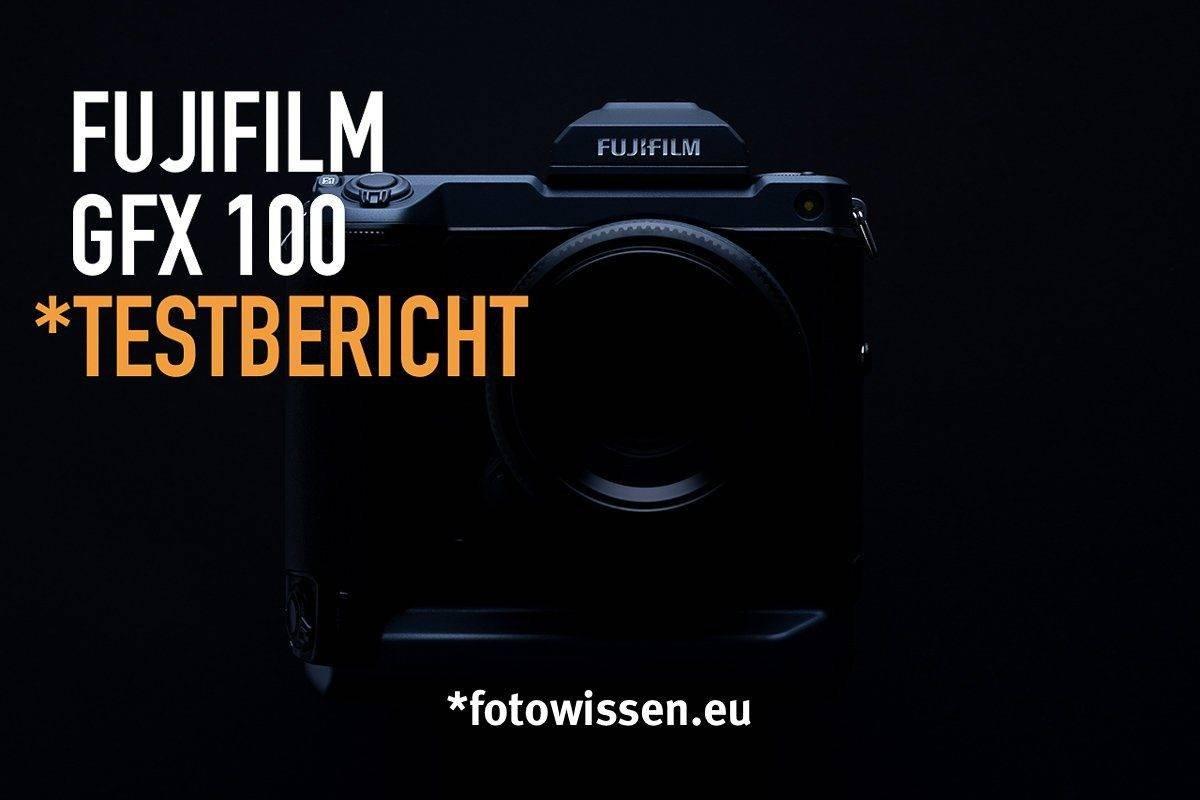 Test Fujifilm GFX 100
