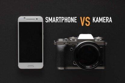 Smartphone versus Kamera - Fotografieren Vorteile und Nachteile