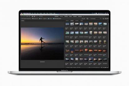 Apple MacBook Pro 16 Zoll - Schnelle Bildbearbeitung