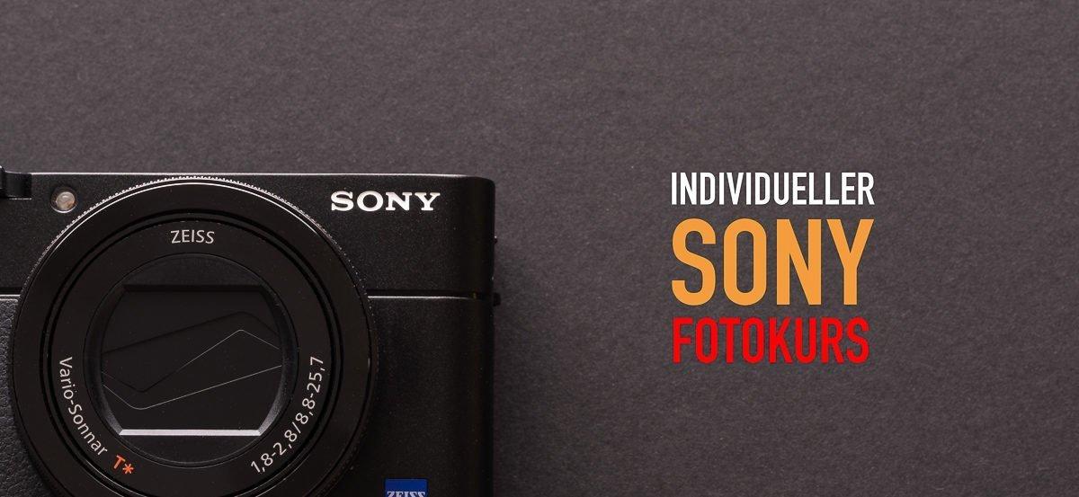 Individueller Sony Fotokurs mit Personal Fototrainer Peter Roskothen
