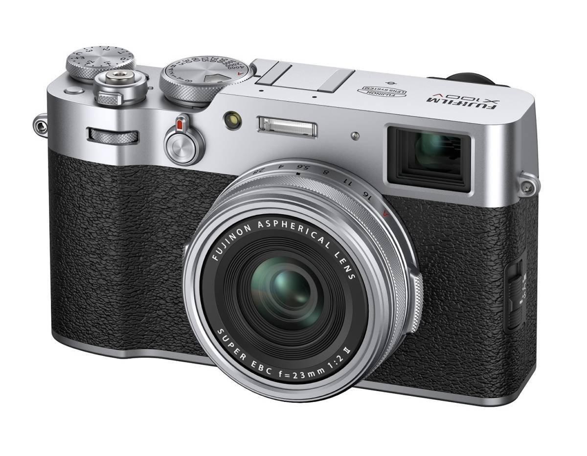 Fujifilm X-100V schwarz