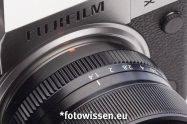 Fujifilm Objektiv Reinigung