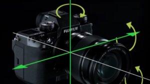 IBIS – In Body Image Stabilization - 5 Achsen Stabilisierung - Foto: Fujifilm