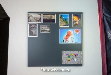 Magnetische Fotowand - Eigene Fotogalerie zu Hause