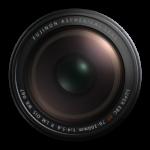 Telezoom Objektiv Fujifilm FUJINON XF70-300mmF4-5.6 R LM OIS WR Frontansicht