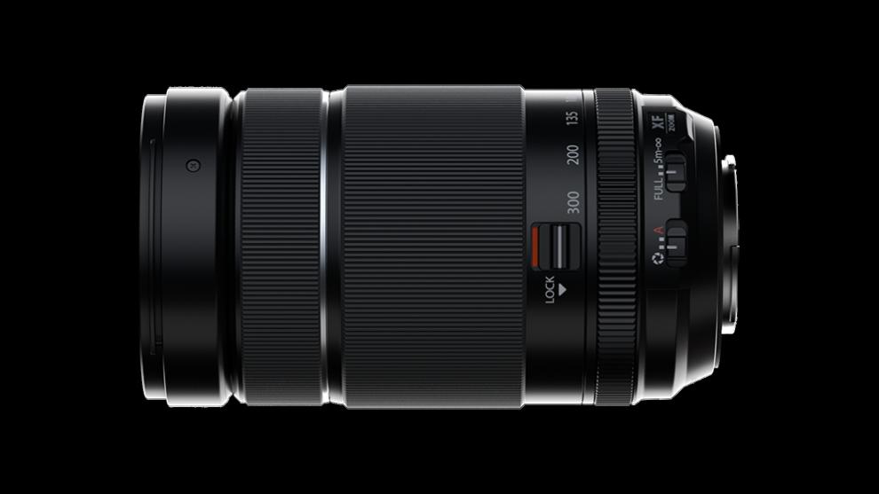 XF70-300mmF4-5.6 R LM OIS WR Seitenansicht