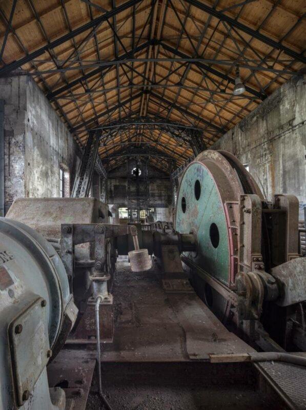 Der Pott – Industriekultur im Ruhrgebiet - *buchrezension Bildband - Foto: Achim Bednorz