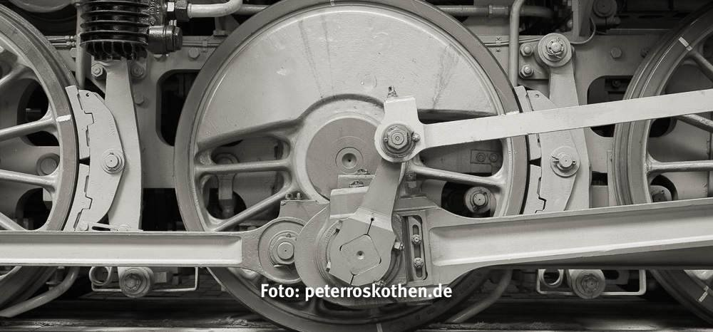 Individueller Schwarzweiß Fotokurs mit Peter Roskothen